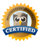 Certification professionnelle Hootsuite University