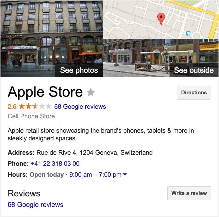 Google My Business pour votre PME - Quels réseaux sociaux choisir pour son entreprise ?
