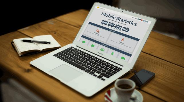 statistiques usage mobile monde