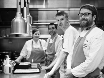 restaurant team equipe