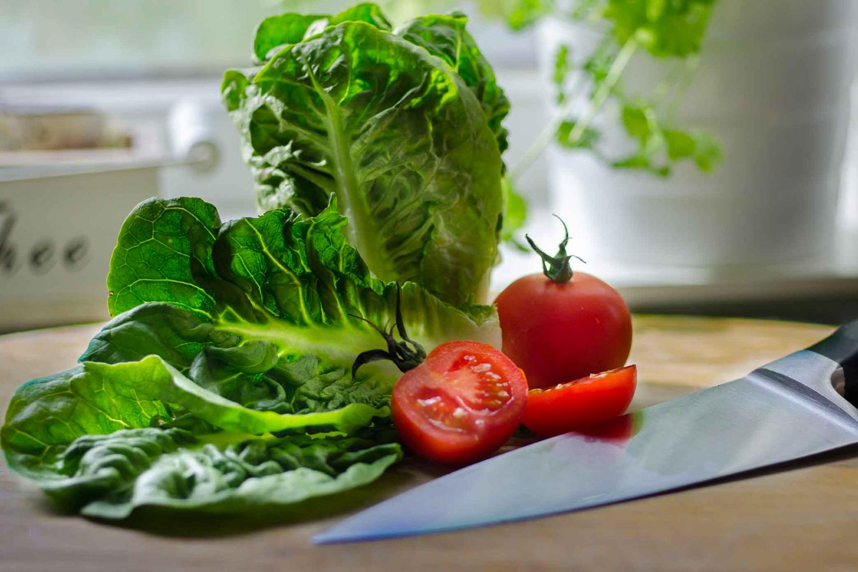 restaurant salade
